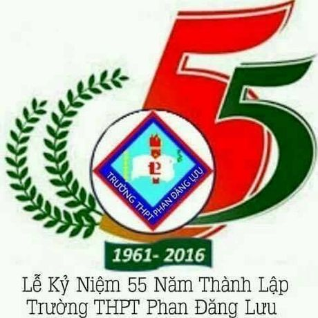 Truong THPT Phan Dang Luu thong bao gap mat - Anh 1