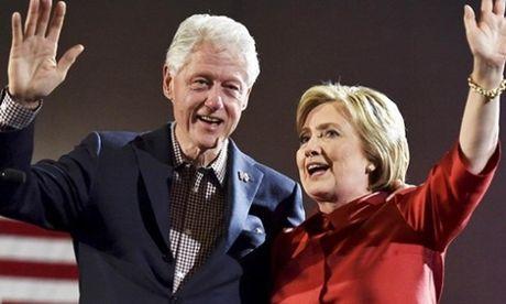De nhat phu quan - vi tri Bill Clinton co the dam nhiem - Anh 1