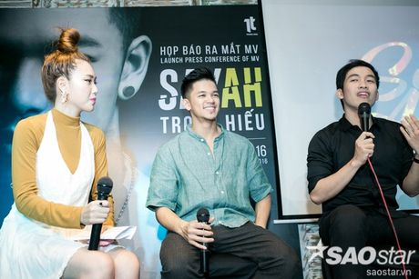 Thu Minh: 'Luon yeu va ne phuc Trong Hieu ngay tu lan gap dau tien' - Anh 7