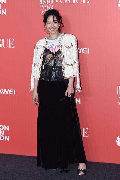 Pham Bang Bang len ngoi 'Nu hoang tham do', Duong Yen 'trung mat' dang so trong dem hoi Vogue - Anh 16