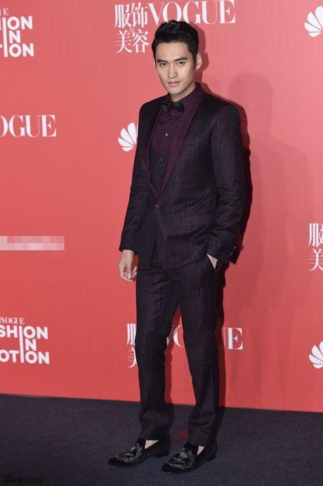 Pham Bang Bang len ngoi 'Nu hoang tham do', Duong Yen 'trung mat' dang so trong dem hoi Vogue - Anh 18