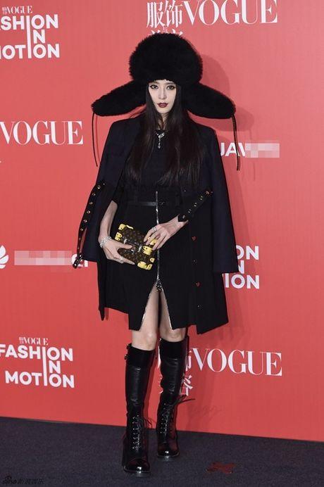 Pham Bang Bang len ngoi 'Nu hoang tham do', Duong Yen 'trung mat' dang so trong dem hoi Vogue - Anh 2