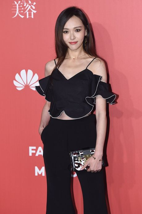 Pham Bang Bang len ngoi 'Nu hoang tham do', Duong Yen 'trung mat' dang so trong dem hoi Vogue - Anh 3
