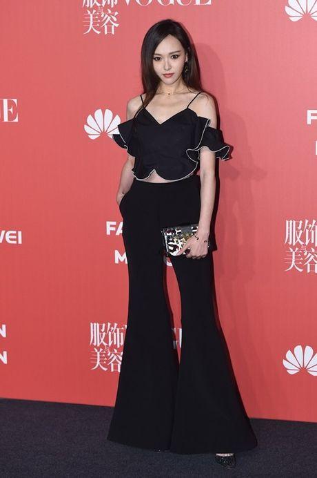 Pham Bang Bang len ngoi 'Nu hoang tham do', Duong Yen 'trung mat' dang so trong dem hoi Vogue - Anh 4