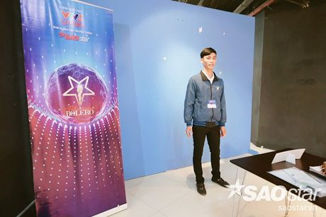 Sau The Voice, '9X Ha Noi om gau bong' tro lai hoanh trang cung Than tuong Bolero - Anh 12