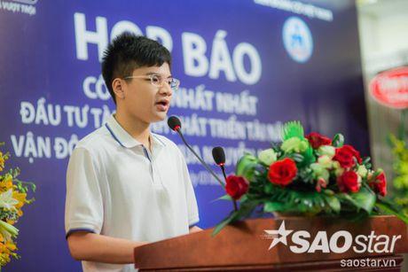 Cong bo muc dau tu 'khung' phat trien tai nang co vua tre Nguyen Anh Khoi - Anh 5