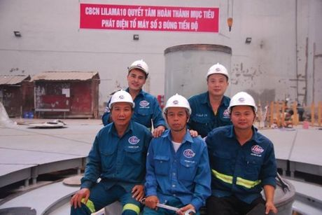 Hoan thanh lap dat to may cuoi cung Nha may thuy dien Lai Chau - Anh 6