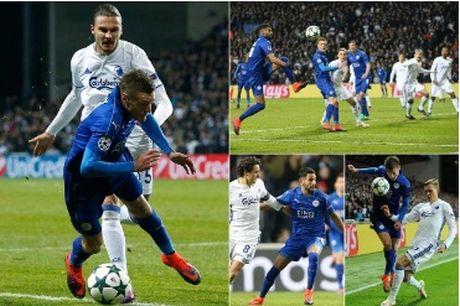 Leicester City van viet tiep truyen co tich: Va bay gio la Champions League - Anh 1