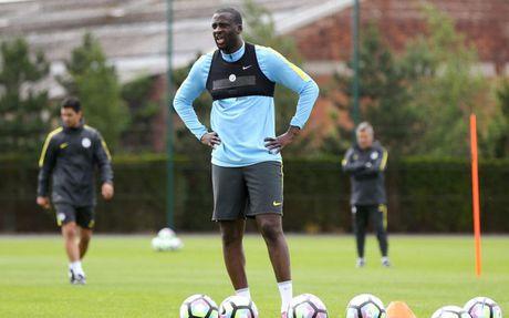 Yaya Toure chinh thuc xin loi Man City - Anh 3