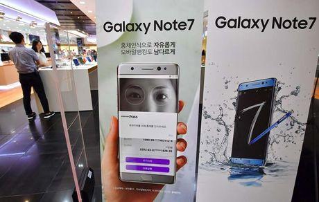 Samsung muon lay lai niem tin sau su co Galaxy Note 7 - Anh 1