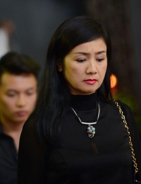 Gia dinh, dong nghiep nghen ngao o dam tang NSUT Pham Bang - Anh 18