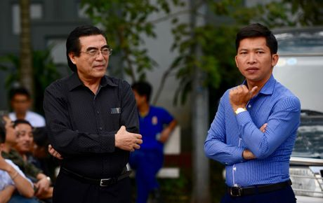 Gia dinh, dong nghiep nghen ngao o dam tang NSUT Pham Bang - Anh 7