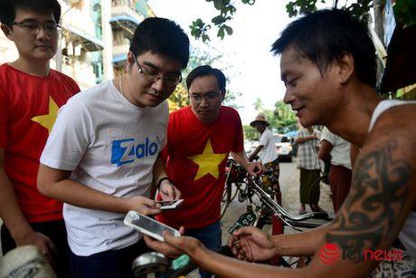Tai sao Zalo chon Myanmar la diem xuat ngoai dau tien? - Anh 1