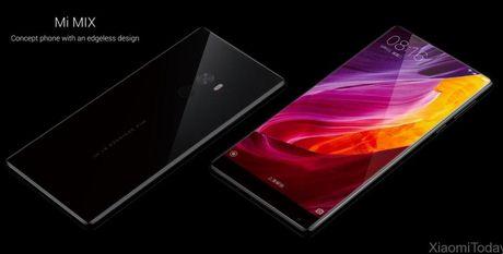 Xiaomi Mi MIX lap ky luc: Chay hang trong vong 10 giay - Anh 1