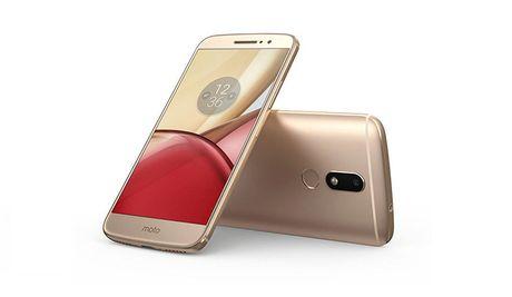Smartphone Moto M lo anh chinh thuc, 'phoi bay' cau hinh, thiet ke - Anh 1