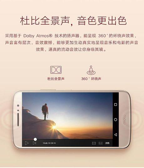 Smartphone Moto M lo anh chinh thuc, 'phoi bay' cau hinh, thiet ke - Anh 6