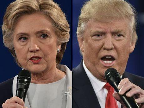 Giua song gio, ba Clinton lieu se van thang lon? - Anh 2