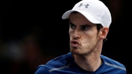 Paris Masters: Murray tiep tuc 'pha hoi nong vao gay' Djokovic - Anh 1