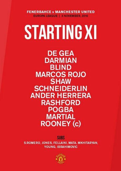 Fenerbahce vs MU: Rooney da chinh, Mkhitaryan du bi - Anh 4