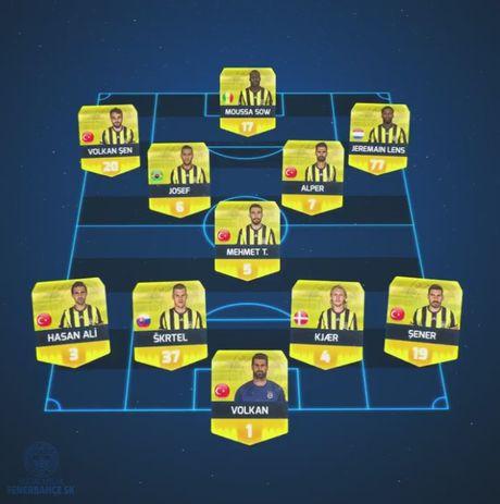 Fenerbahce vs MU: Rooney da chinh, Mkhitaryan du bi - Anh 5
