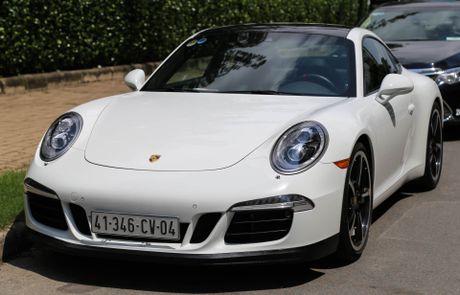 Sieu xe Porsche ban so luong han che tai Sai Gon - Anh 1
