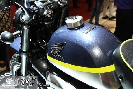 Concept Honda Monkey con tay 125 phan khoi - Anh 3
