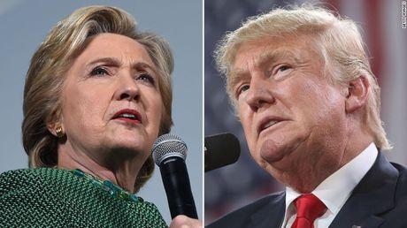 Vi sao Donald Trump troi day, de doa ba Clinton? - Anh 2