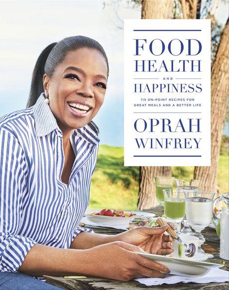 Oprah Winfrey ra sach day nau an - Anh 1