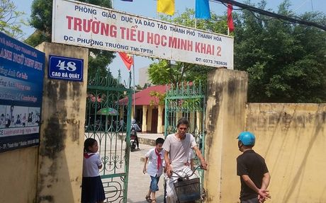 Thanh Hoa cong bo duong day nong phan anh ve lam thu - Anh 1
