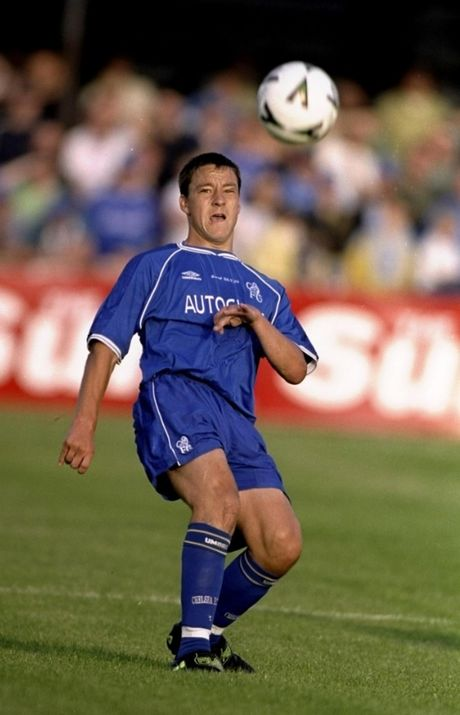 18 nam su nghiep cua John Terry o Chelsea - Anh 1