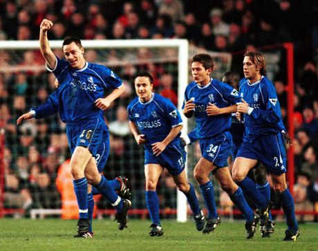 18 nam su nghiep cua John Terry o Chelsea - Anh 2