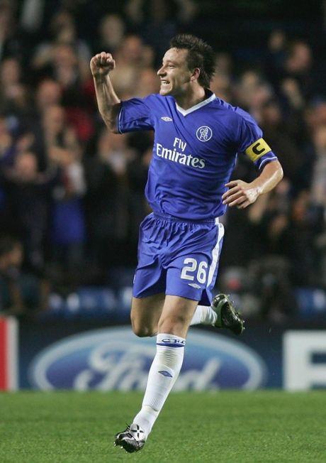 18 nam su nghiep cua John Terry o Chelsea - Anh 3