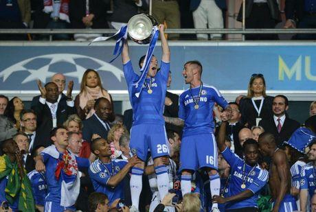 18 nam su nghiep cua John Terry o Chelsea - Anh 8