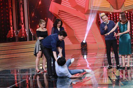 Truong Giang om chat Diem My 9X khi duoc khen dep trai - Anh 2