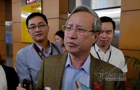 Khong noi ong Hoang giu chuc Bi thu Ban can su nua - Anh 1