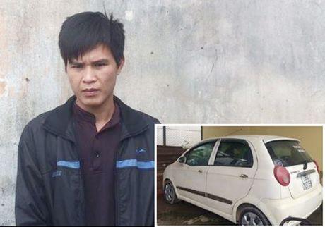 Thanh Hoa: Ten trom chuyen danh o to con di 'cuom' do - Anh 1