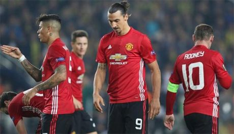 Mourinho: 'Man Utd thi dau nhu mot tran giao huu mua he' - Anh 2