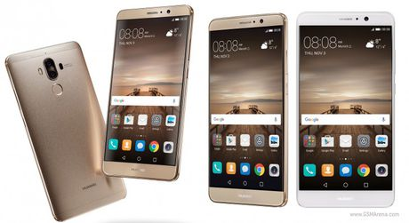 """Sieu pham Huawei Mate 9 trinh lang voi camera """"khung"""" - Anh 1"""