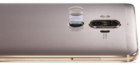 """Sieu pham Huawei Mate 9 trinh lang voi camera """"khung"""" - Anh 3"""