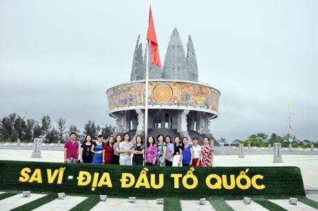 Kham pha Mui Sa Vi – Noi dia dau To quoc - Anh 1