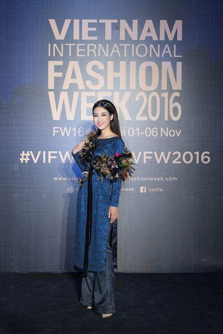 Tham do VIFW Thu Dong 2016 khong co dau hieu 'ha nhiet' - Anh 2