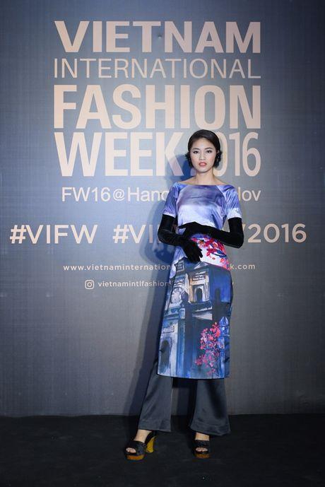 Tham do VIFW Thu Dong 2016 khong co dau hieu 'ha nhiet' - Anh 3
