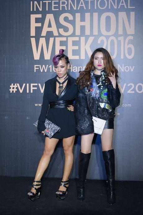 Tham do VIFW Thu Dong 2016 khong co dau hieu 'ha nhiet' - Anh 6