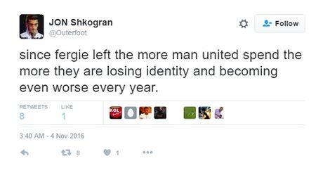 CONG DONG MANG cau xin sa thai Mourinho, mong Sir Alex quay lai - Anh 9