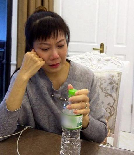 Xuc dong hinh anh Pham Bang qua loi ke cua 'vo tre' Huong 'tuoi' - Anh 2