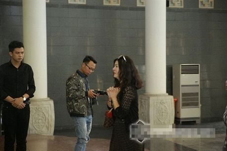 Nuoc mat nhung 'co vo ho' trong tang le nghe si Pham Bang - Anh 10
