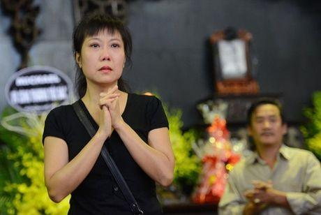 Nuoc mat nhung 'co vo ho' trong tang le nghe si Pham Bang - Anh 2