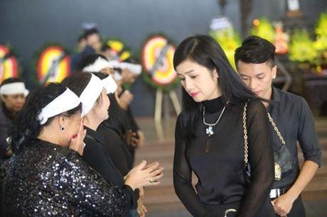 Nuoc mat nhung 'co vo ho' trong tang le nghe si Pham Bang - Anh 9