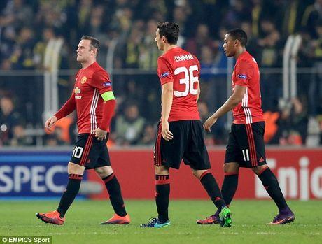 Cham diem Fenerbahce 2-1 MU: 'Dem kinh hoang' cua Ibrahimovic - Anh 11