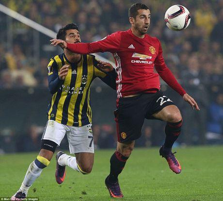 Cham diem Fenerbahce 2-1 MU: 'Dem kinh hoang' cua Ibrahimovic - Anh 13